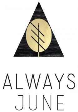 Always June Wood + Gold